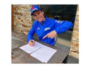 MotoGP | Ufficiale: Joan Mir in Suzuki fino al 2022