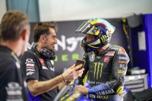 """MotoGP   Valentino Rossi: """"L'obiettivo è tornare ad essere competitivi"""""""