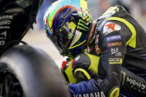 """MotoGP   Valentino Rossi: """"Continuerò a correre solo se sarò competitivo"""""""