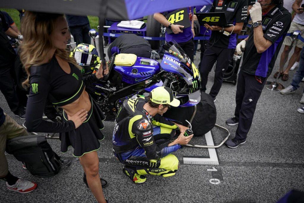 MotoGP | Coronavirus: Valentino Rossi, niente test al Red Bull Ring