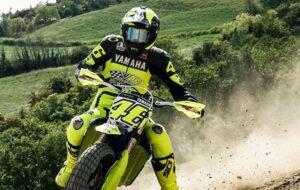 MotoGP   Coronavirus: Valentino Rossi torna a girare al Ranch