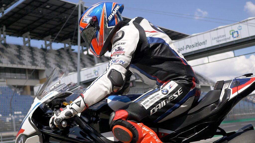 Superbike | BMW completa due giorni di test al Lausitzring