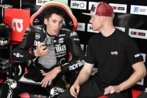 "MotoGP   Aleix Espargarò sul mercato piloti: ""Difficile dire di no alla Honda"""