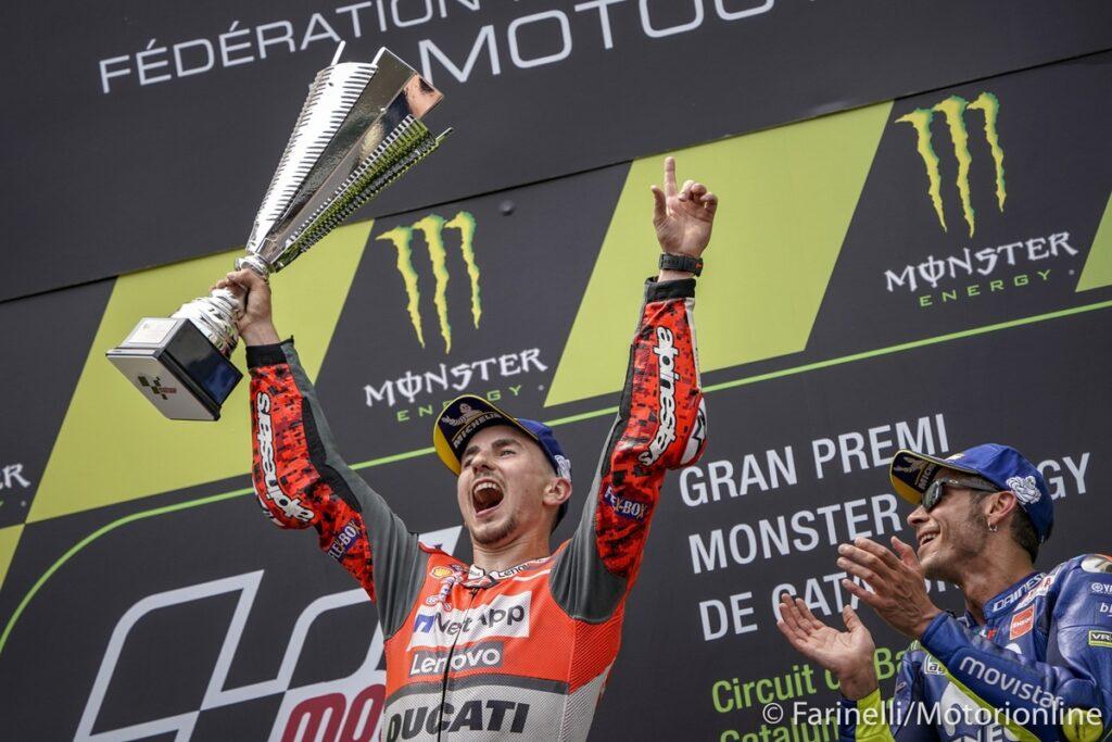MotoGP | Rinnovo Ducati Dovizioso, colpo di scena, si propone Jorge Lorenzo