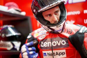 MotoGP | Andrea Dovizioso, confermata la frattura alla clavicola [VIDEO]