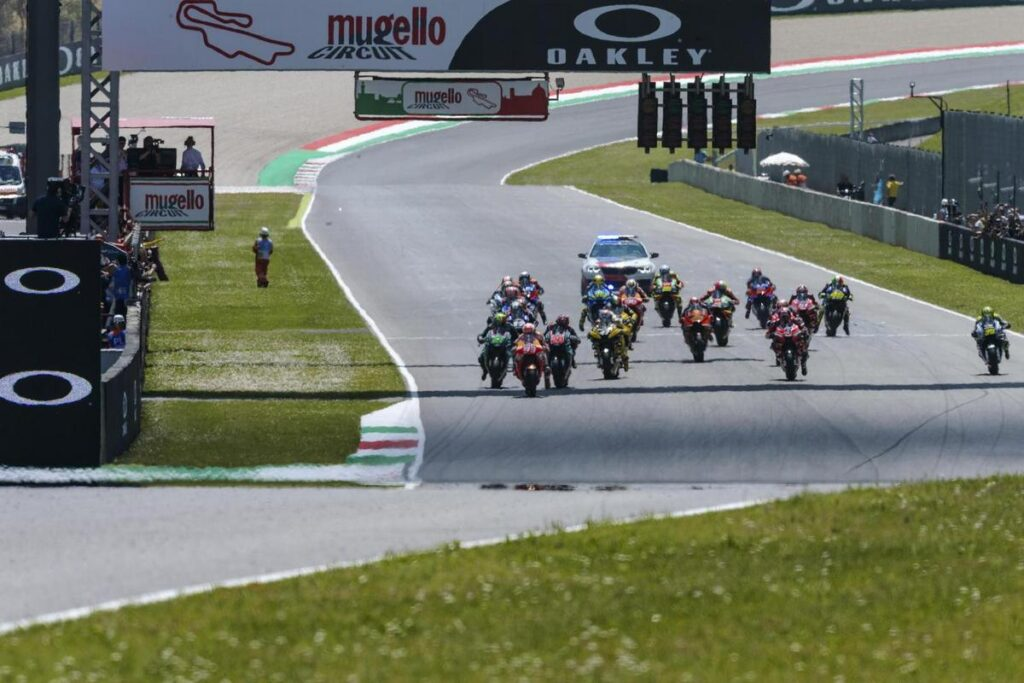 MotoGP   Coronavirus: ufficiale, cancellato il GP del Mugello