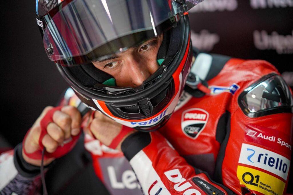 "MotoGP   Danilo Petrucci, ""Aprilia o KTM? Vorrei rimanere in Top Class"""