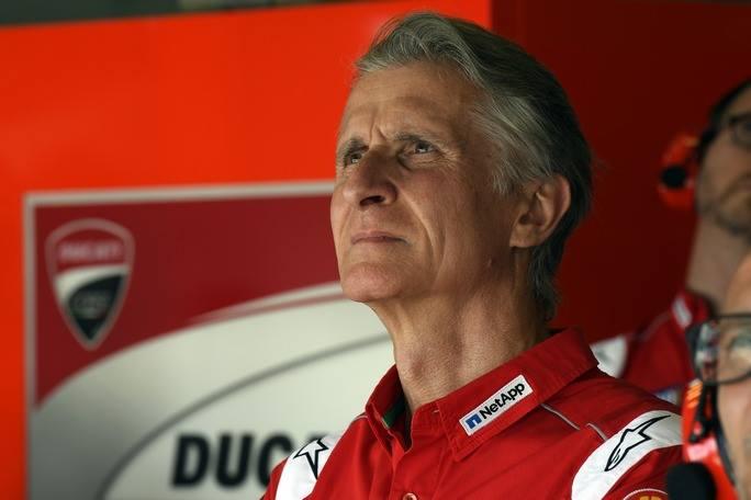 """MotoGP   Infortunio Motocross Andrea Dovizioso: Paolo Ciabatti, (Ducati) """"Aveva la nostra autorizzazione"""""""