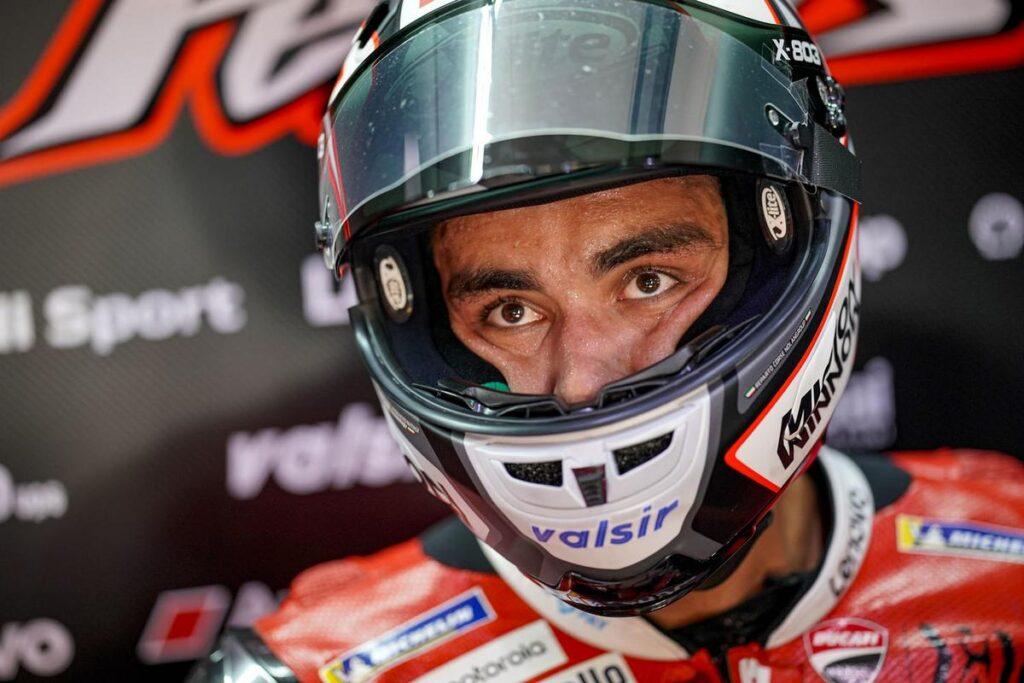 MotoGP   Petrucci e KTM sempre più vicini, Danilo ben impressionato dalla casa austriaca