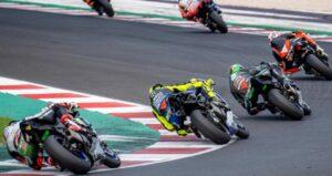 MotoGP | Valentino Rossi in pista a Misano con i ragazzi della Academy