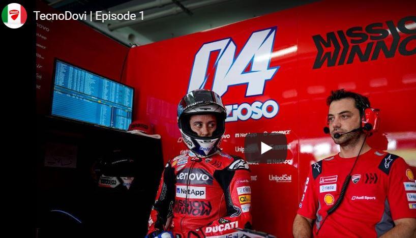 MotoGP | TecnoDovi, episodio 1 [VIDEO]