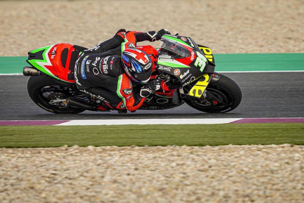 MotoGP | Coronavirus: Aprilia, la casa veneta torna in pista a Misano