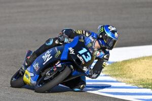 """Moto3   GP Jerez Qualifiche, Vietti: """"Sono abbastanza soddisfatto"""""""
