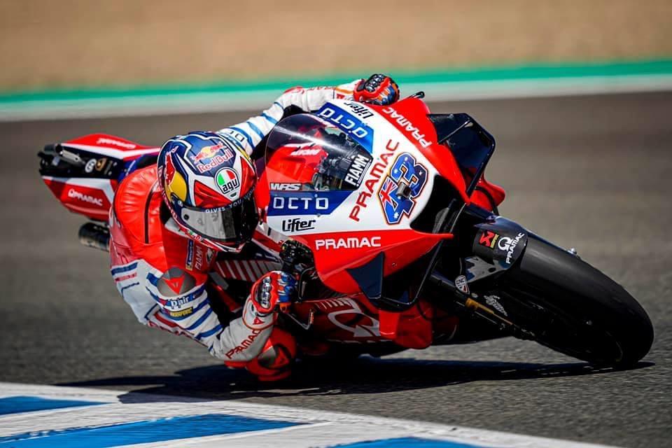 "MotoGP   Gp Jerez Gara: Jack Miller, ""Ho commesso un errore"""
