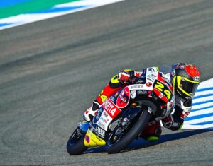 "Moto3 | GP Jerez Gara, Suzuki: ""Sono felice"""