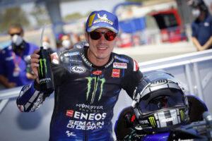"MotoGP | Gp Jerez Gara: Maverick Vinales, ""Ce l'ho messa tutta per fare secondo""[VIDEO]"