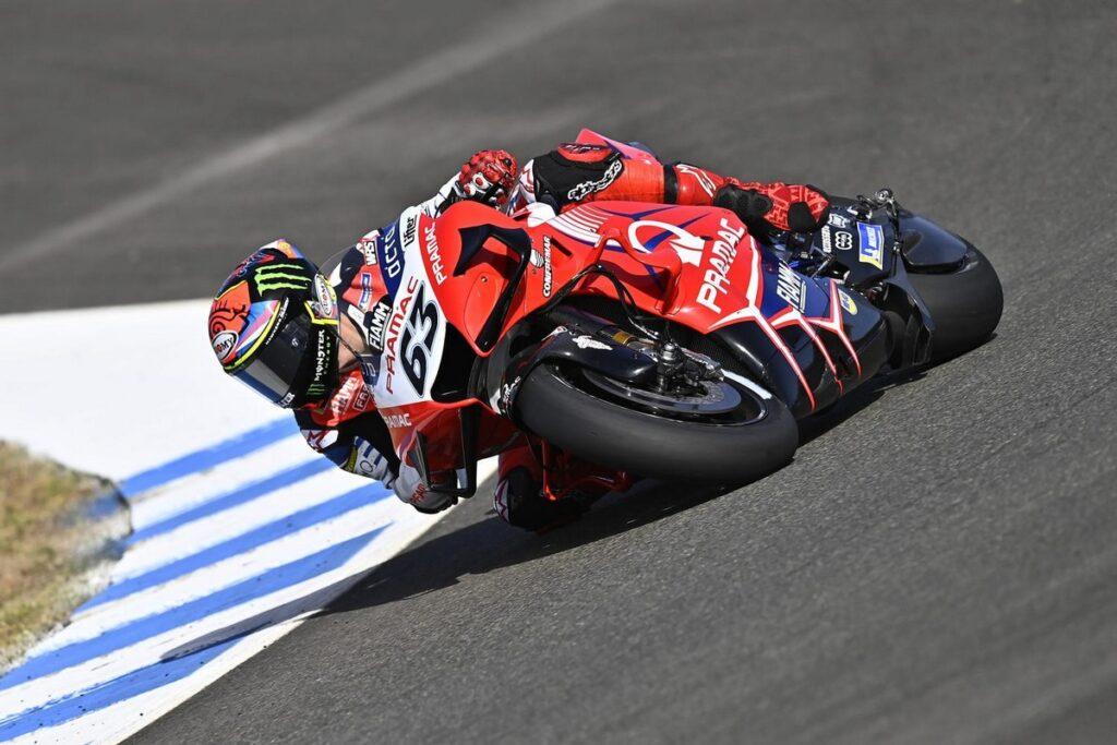 "MotoGP | Gp Jerez Qualifiche: Francesco Bagnaia, ""Domani sarà fondamentale la partenza"" [VIDEO]"