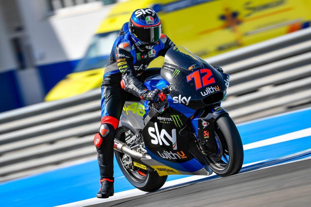 GP Andalusia, Moto 2: Bezzecchi si prende la pole