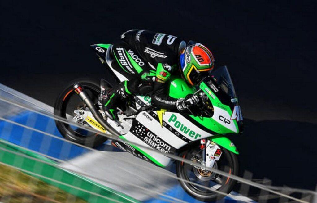 Moto3 | Gp Jerez Warm Up: Binder il più veloce, Fenati è terzo