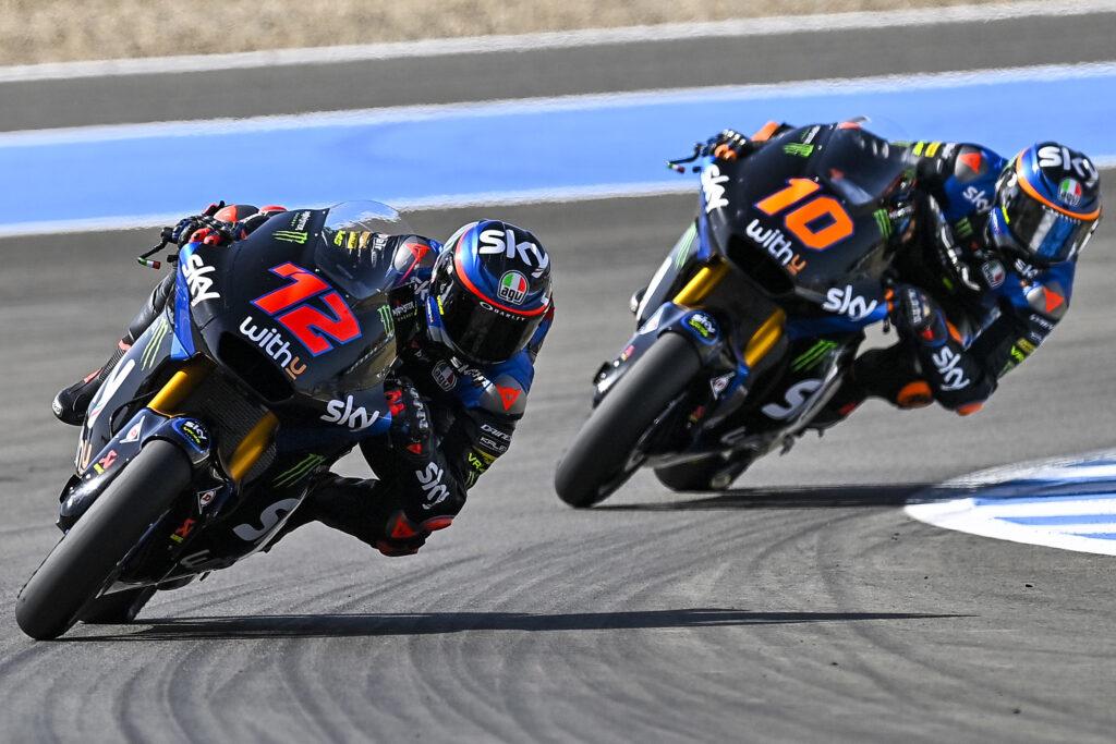 Moto2 | GP Jerez Day 1: Marini e Bezzecchi subito al top
