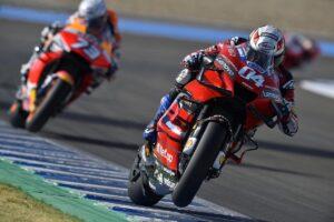 """MotoGP   Gp Jerez Day 1: Andrea Dovizioso, """"Il feeling è migliorato"""""""
