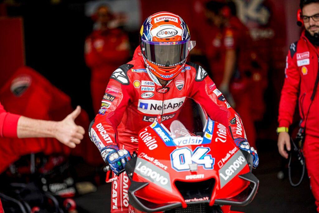 """MotoGP   Gp Jerez: Andrea Dovizioso, """"Gareggiare è ciò che desidero di più in questo momento"""""""