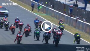 MotoGP | Gp Jerez: gli highlights della GP di Andalusia [VIDEO]