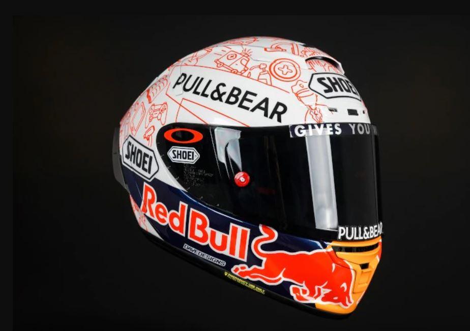 MotoGP | Coronavirus: Fratelli Marquez, casco con livrea speciale a Jerez [VIDEO]