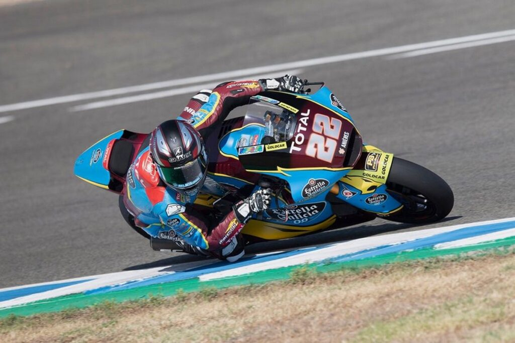 Moto2 | Gp Jerez Warm Up: Lowes al comando