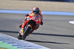 MotoGP   Gp Jerez FP1: Marquez al Top, in ritardo Valentino Rossi
