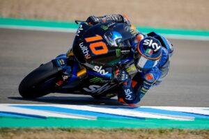 Moto2 | Gp Jerez FP1: Marini al comando, bene Bezzecchi