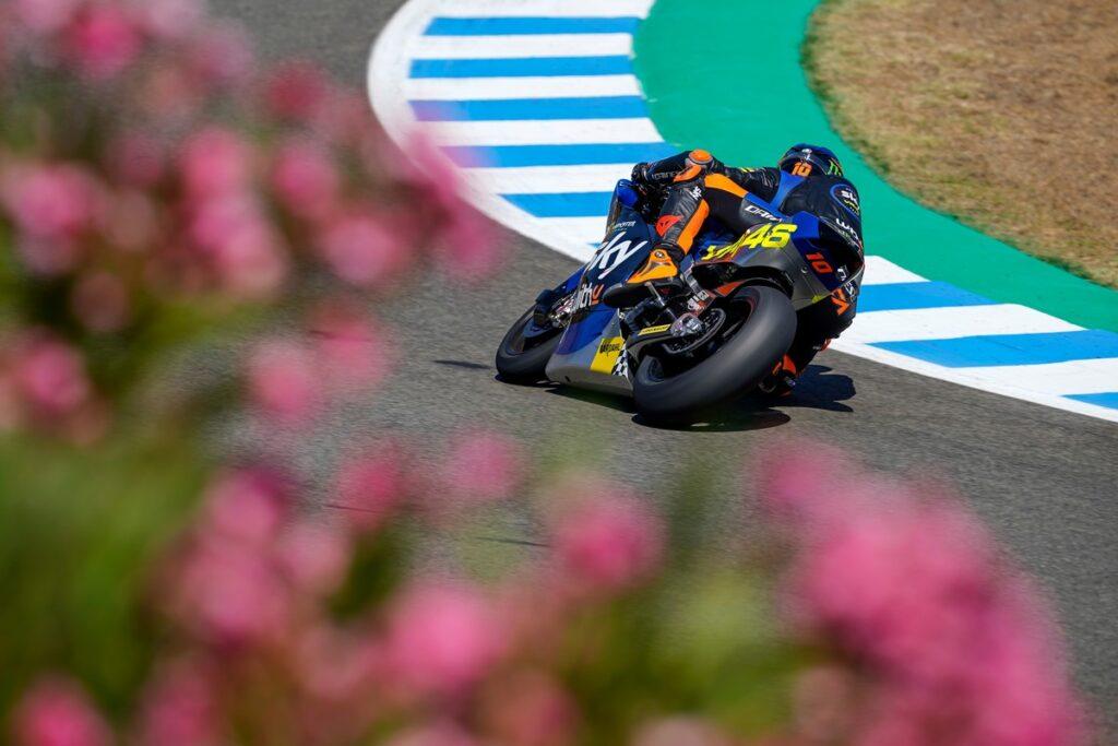 Moto2 | Gp Jerez FP2: Marini ancora al Top, Bezzecchi in scia