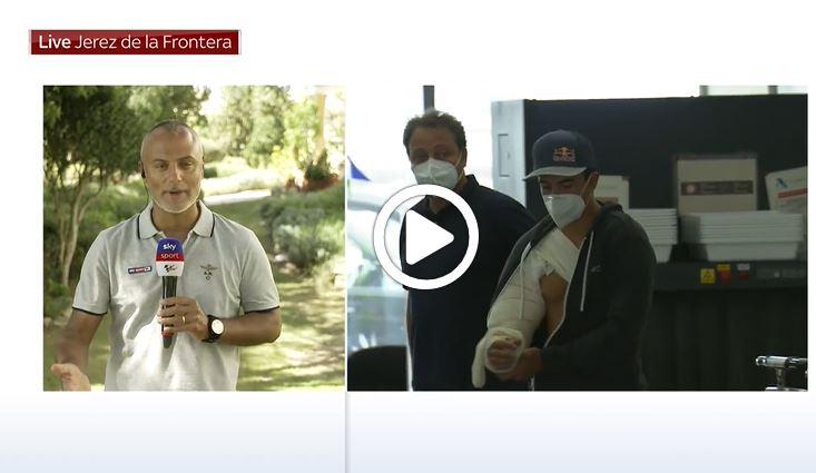 MotoGP | Marc Marquez, pazza idea, in pista a Jerez [VIDEO]