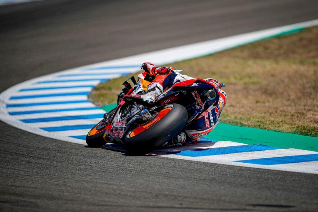 MotoGP | Gp Jerez Warm Up: Marquez davanti a Morbidelli