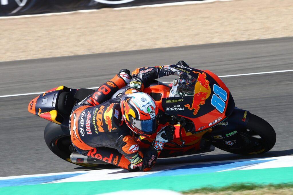 Moto2   Gp Jerez FP3: Martin il migliore, bene Baldassarri