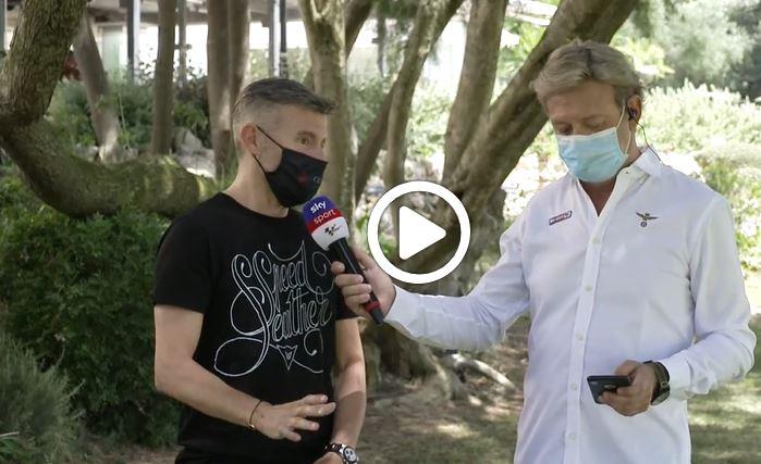 """MotoGP   Max Biaggi: """"Fossi in Marquez non rischierei di correre"""" [VIDEO]"""