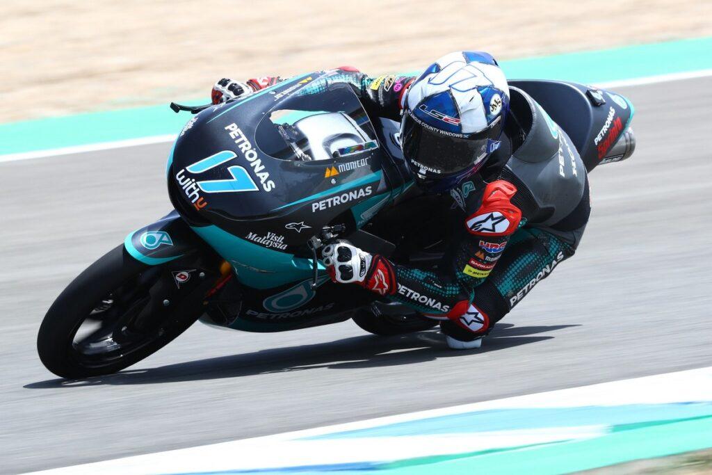 Moto3 | Gp Jerez FP2: McPhee precede Migno, bene Arbolino e Antonelli