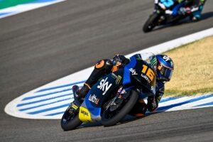 Moto3   Gp Jerez FP3: Migno al Top con record