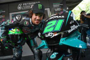 MotoGP | Franco Morbidelli rinnova, ancora due anni con Yamaha Petronas
