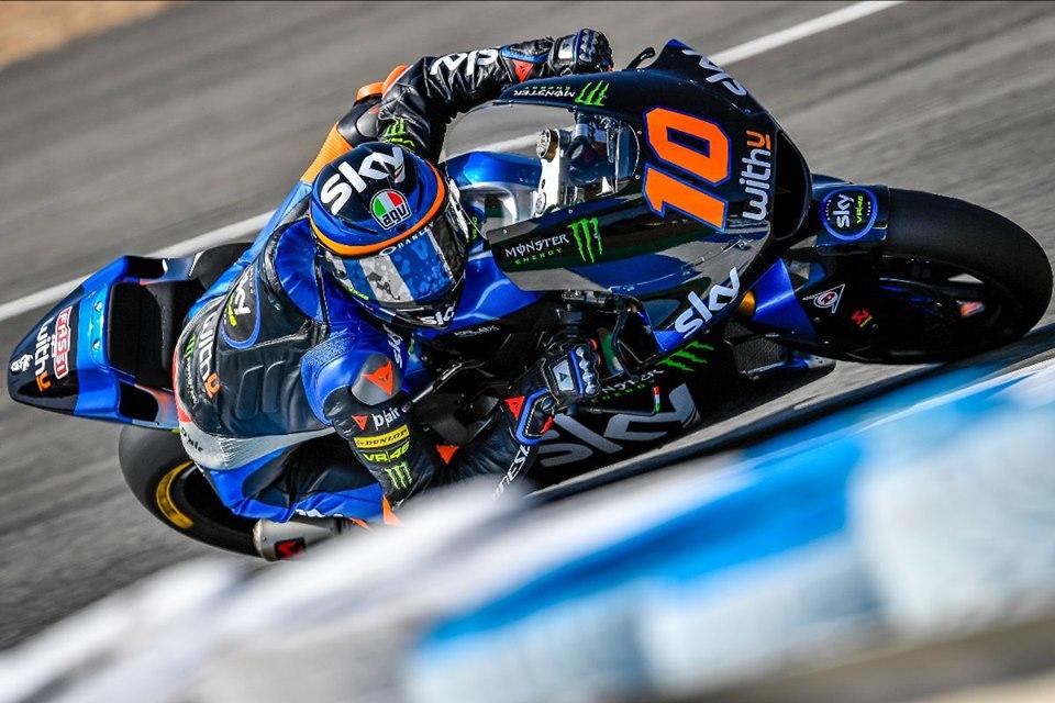 Moto2 | Gp Jerez Gara: Marini domina
