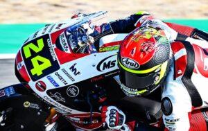 Moto3 | Gp Jerez Gara: Suzuki vince nel nome del SIC