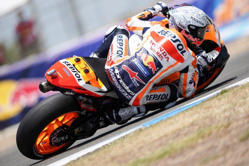 """MotoGP   Gp Jerez Gara: Alex Marquez, """"La situazione non è molto buona"""""""
