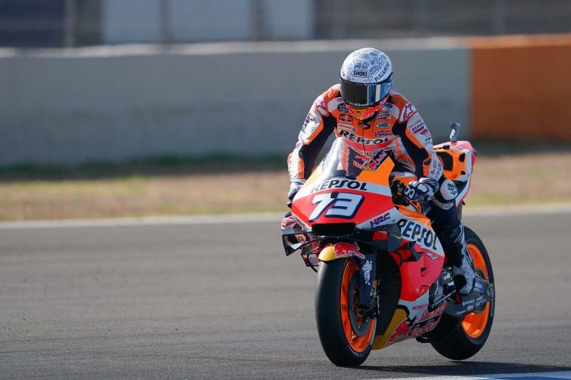 """MotoGP   Gp Jerez Qualifiche: Alex Marquez, """"Oggi abbiamo visto molti aspetti positivi"""""""