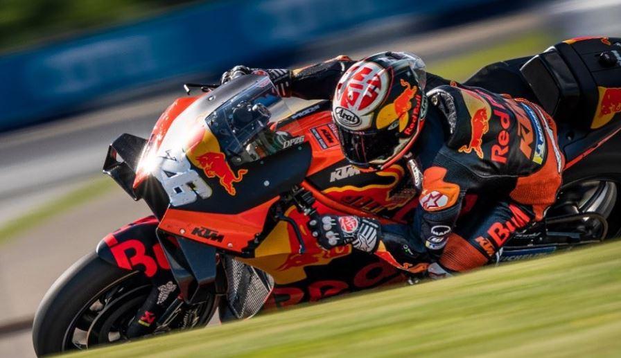 MotoGP | KTM in pista al Red Bull Ring con Dani Pedrosa