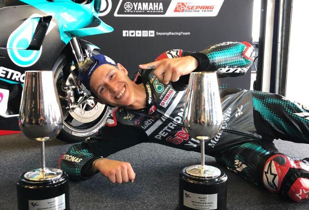 """MotoGP   Gp Jerez Gara: Fabio Quartararo, """"Vittoria incredibile"""" [VIDEO]"""