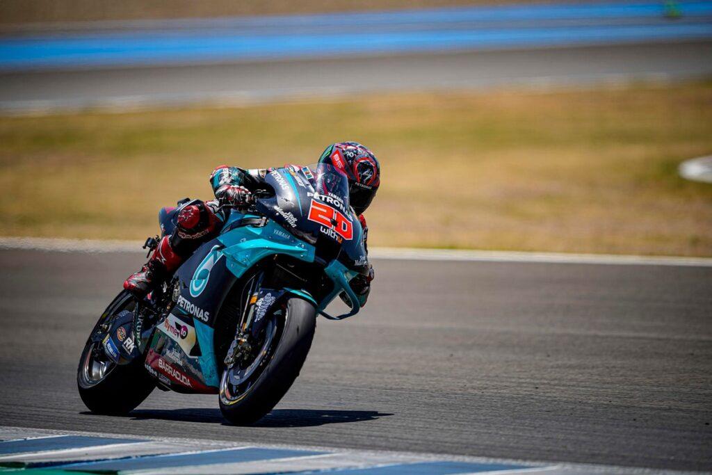 MotoGP | Gp Jerez Qualifiche: Quartararo ancora in pole, strepitoso Bagnaia