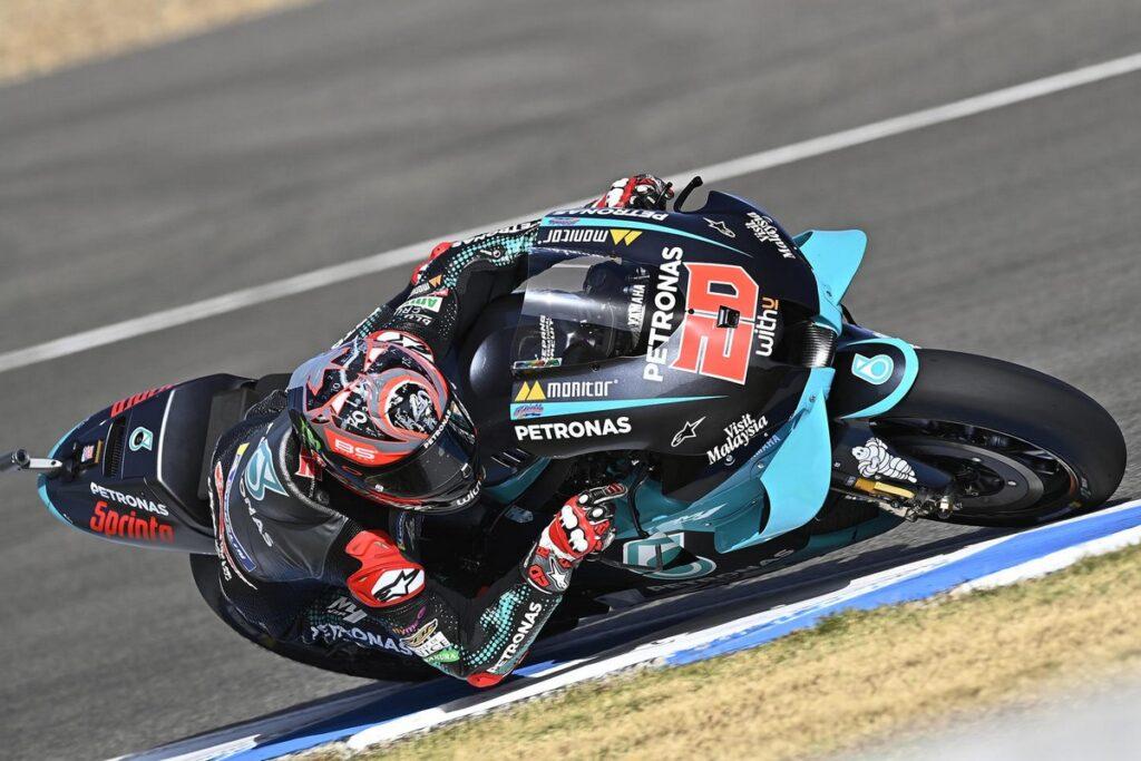 MotoGP | Gp Jerez Qualifiche: Pole per Quartararo, Bagnaia quarto