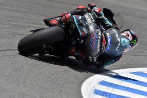 """MotoGP   Gp Jerez Qualifiche: Fabio Quartararo, """"E' troppo presto per pensare al mondiale"""""""