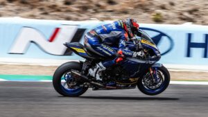Superbike | Round di Spagna, PF2: Loris Baz conclude al vertice
