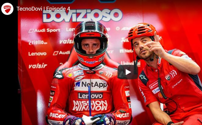MotoGP | TecnoDovi, episodio 4 [VIDEO]